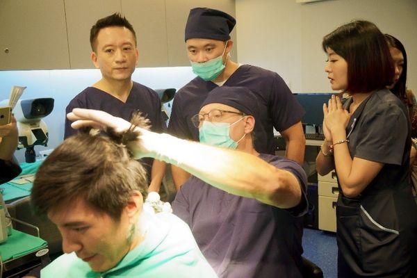美國知名植髮大師 Dr. John Cole蒞臨MyHair生髮植鬍 5